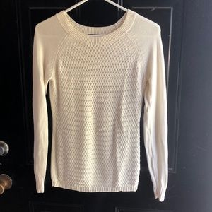 Limited size XS cream sweater